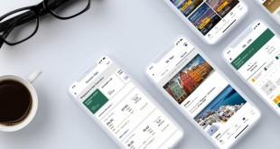 nueva aplicación móvil Singapore Airlines