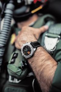 El Avenger Swiss Air Force se realiza en una edición limitada de 550 ejemplares.