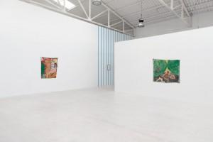 """""""hoo hoo hoo"""" exposición individual de Dasha Shishki en la galería mallorquina L21."""