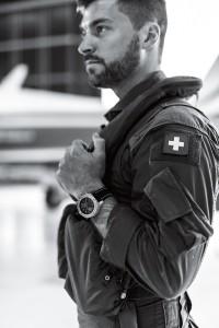 El capitán Lukas Nannini.