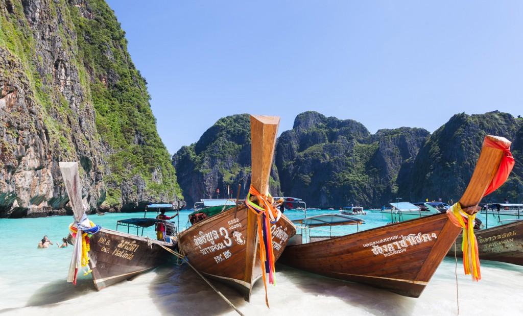 Phuket Playa_Maya_Phi_Phi