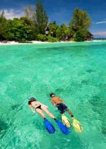 Isla de Racha Yai, en la costa sudeste de Phuket.