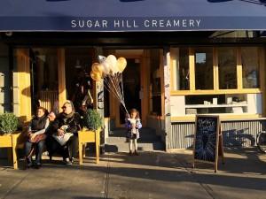 Sugar Hill Creamery es una heladería de las de toda la vida, de barrio, con la sofisticación de sus sabores traídos de todas partes del mundo.