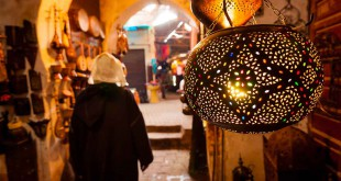 Mercados en Marrakech.