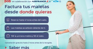 recogida de maletas KLM Air France