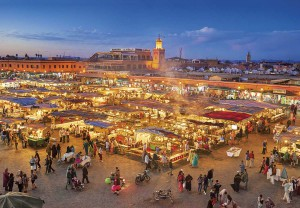 Vistas de Marrakech