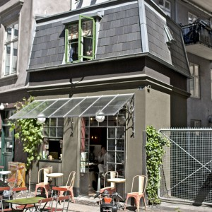 El encantador Hotel Central en el barrio de Frederiksberg cuenta tan solo con una habitación.