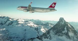 A320 de SWISS.