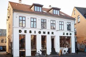 La tienda y galería de arte Designer Zoo, en Vesterbro.