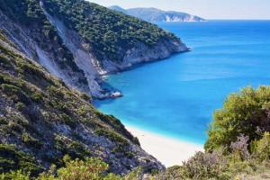 Playa de Myrtos