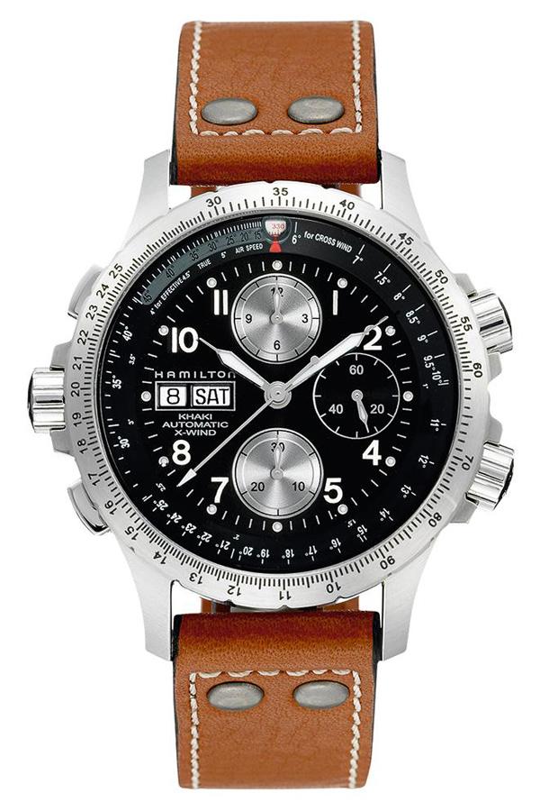 El precio del reloj Khaki X-Wind Auto Chrono es de