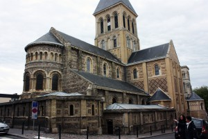 Iglesia de Saint Vincent de Paul.
