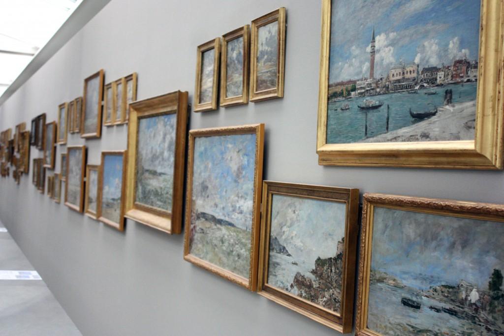 En el MuMa destacan las colecciones del fin del siglo XIX y XX.