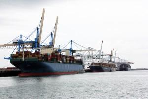El Puerto Marítimo de Le Havre es el puerto francés número uno en tráfico de contenedores.