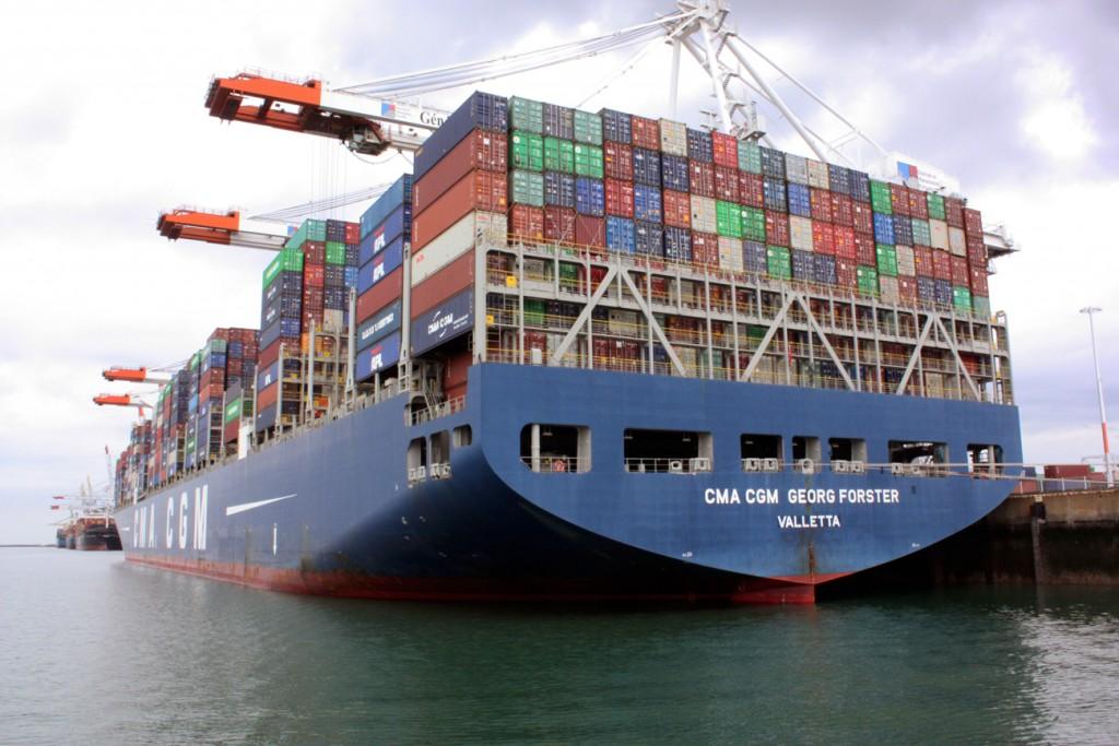 Havre - Puerto - Contenedores 4 1
