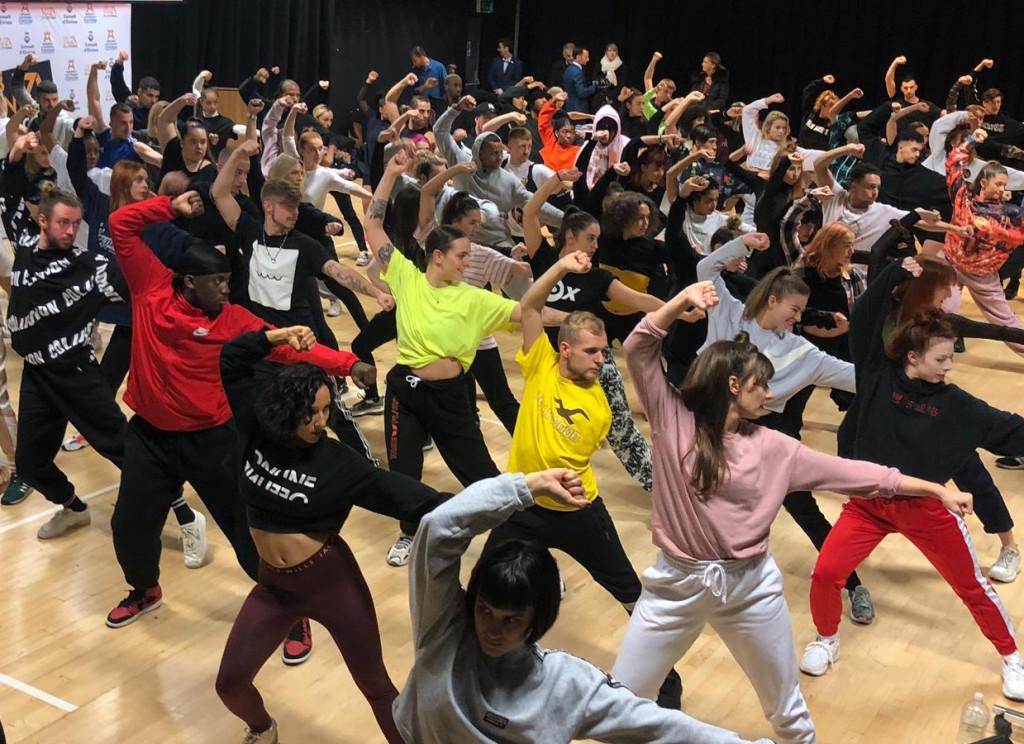 La segunda edición del Curso Intensivo de Danza Urbana, tendrá lugar del 1 al 5 de julio en Ibiza.