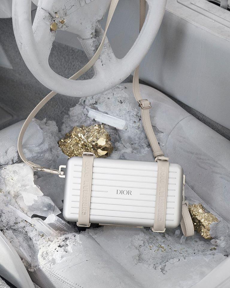 RIMOWA para Dior.