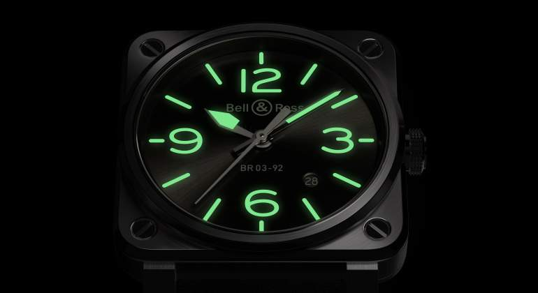 bellandross luminosidad verde