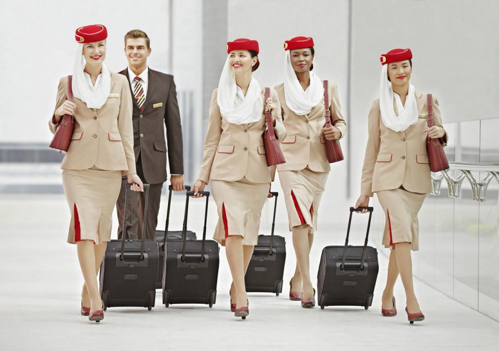 Aircrew Tripulacion Emirates