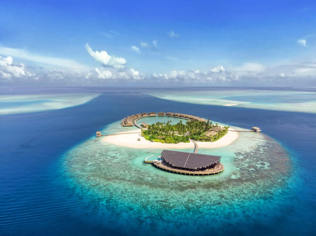 Pocos escenarios hay más idílicos que las Maldivas.
