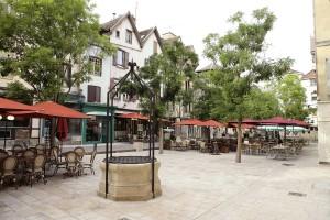 La Place des Foires.
