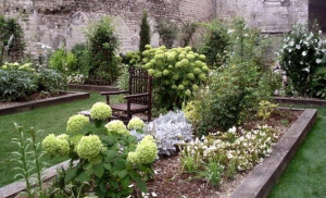 Jardin des Innocents.