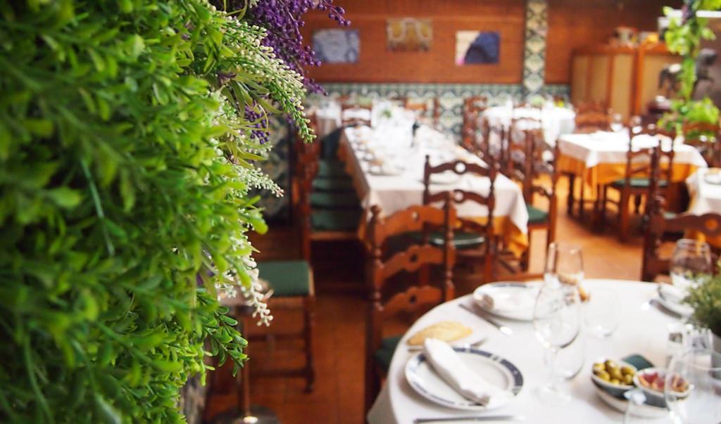 El Albero restaurante Paracuellos del Jarama