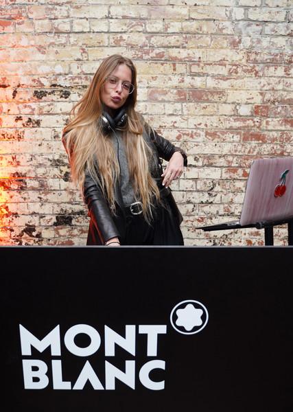 La DJ, modelo e influencer Pamela Tick.