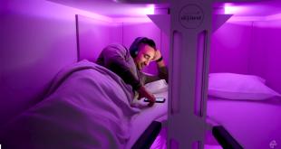 Los viajeros de Turista podrán dormir tumbados en trayectos de larga distancia.