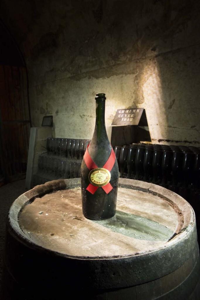 Cordon Rouge, en el podio de los champagnes más vendidos del mundo. Foto: © Gerard Uferas