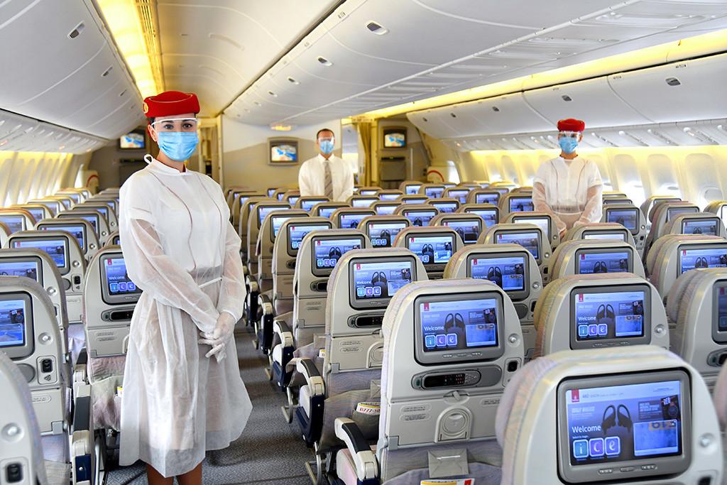 CrewEK_2 medidas de precaución en el aeropuerto y a bordo
